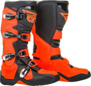 Fly Racing Boots FR5 orange