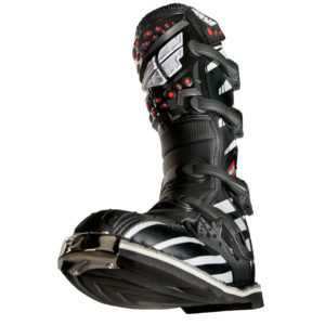 Fly Racing Boots Maverik black-white