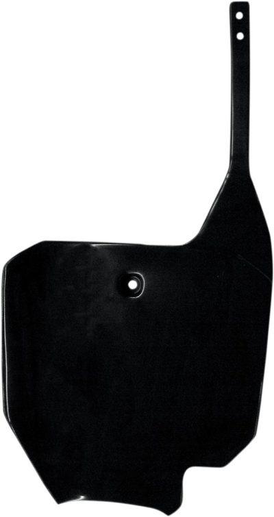 UFO Nummerntafel vorn HONDA CR80/85 BLACK