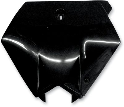 UFO Nummerntafel vorn KTM SX 85 04-12 BLACK