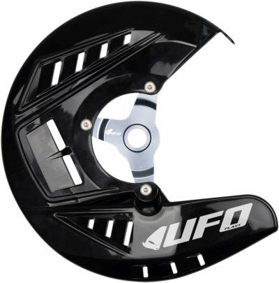 UFO Bremsscheibenschutz HONDA CRF250/450R BLACK