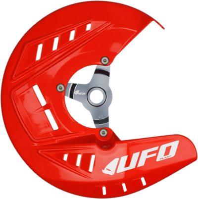 UFO Bremsscheibenschutz HONDA CRF250/450R CRF-RED