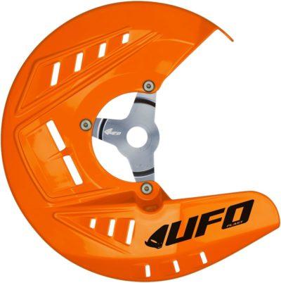 UFO Bremsscheibenschutz KTM SX/SX-F/EXC 125 15-20 ORANGE