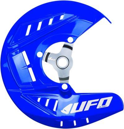 UFO Bremsscheibenschutz YAMAHA YZ250/450F REFLEX-BLUE