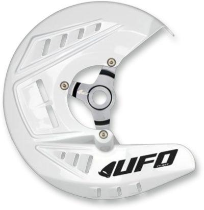 UFO REPLACEMENT PLASTIC FOR Bremsscheibenschutz WHITE
