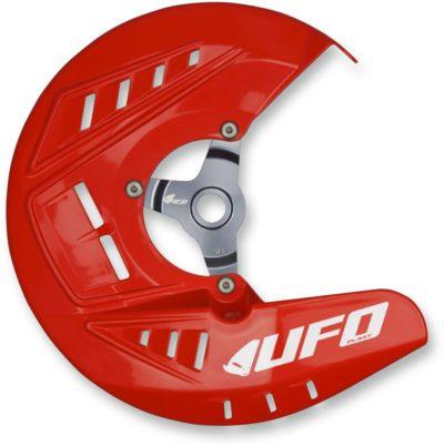 UFO REPLACEMENT PLASTIC FOR Bremsscheibenschutz CRF-RED