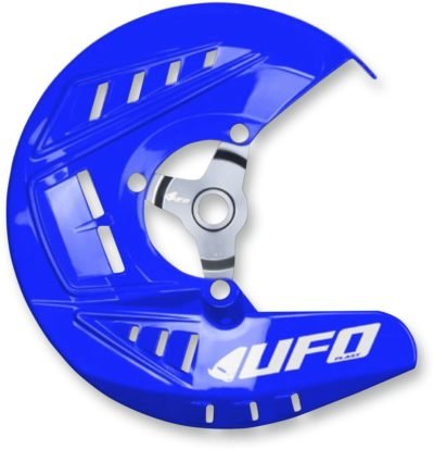 UFO REPLACEMENT PLASTIC FOR Bremsscheibenschutz REFLEX-BLUE