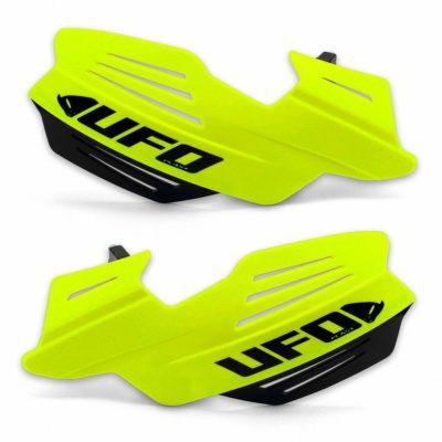 UFO UNIVERSAL VULCAN Handschützer FLUO YELLOW