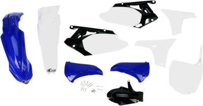 UFO Plastikkit YAMAHA YZ450F OEM-COLOR (BLUE/WHITE)