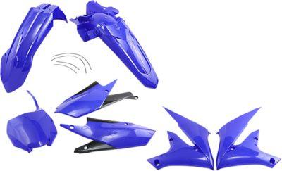 UFO Plastikkit YAMAHA BLUE