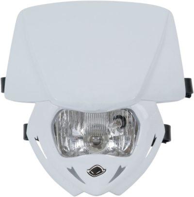 UFO PANTHER Lampenmaske (12V/35W) SINGLE COLOR WHITE