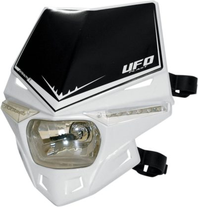 UFO STEALTH Lampenmaske (12V/35W & LED) SINGLE COLOR WHITE