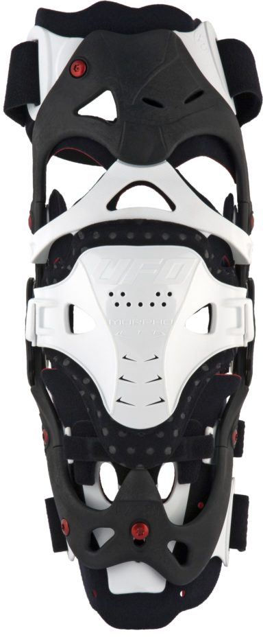 UFO MORPHO-FIT KNEEBRACE SIZE S/M LEFT SIDE WHITE