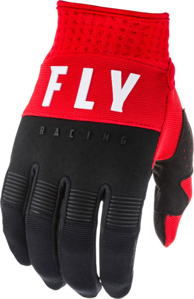 Fly Racing Glove F-16 red-black-white