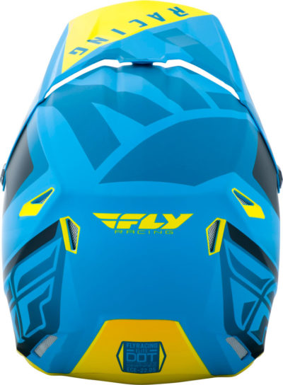 Fly Racing Vigilant Elite Helmet blue-black