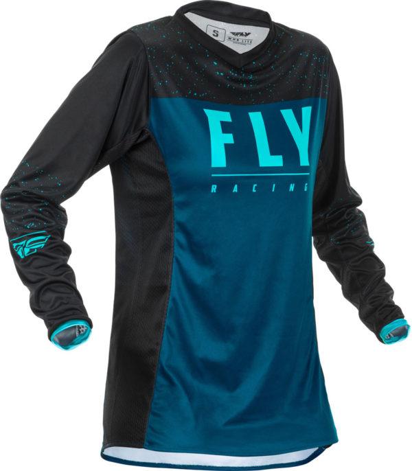 Fly Racing Jersey Lite Lady navy-blue-black
