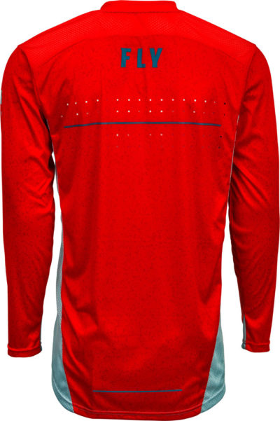 Fly Racing Jersey Lite red-slate-navy