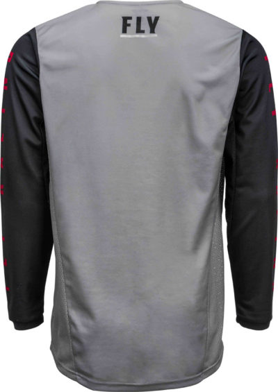 Fly Racing Jersey Patrol grey-black