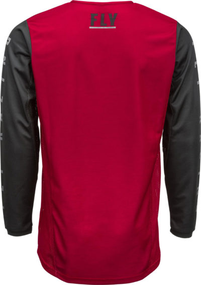 Fly Racing Jersey Patrol maroon-black
