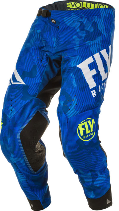 Fly Racing Pant Evolution DST blue-white