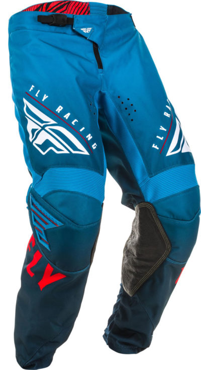 Fly Racing Pant Kinetic K220 blue-white-red