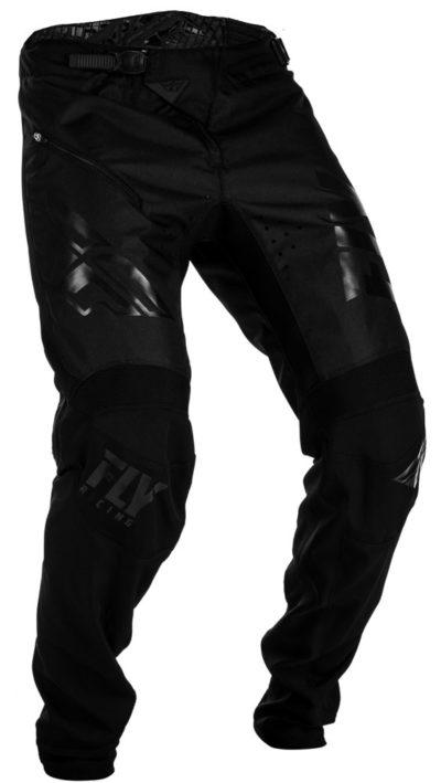Fly Racing Pant Kinetic Shield Kids Bicycle black