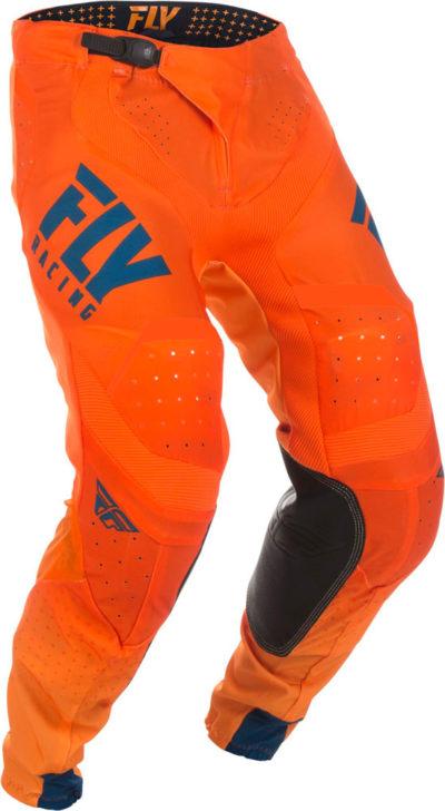 Fly Racing Pant Lite Hydrogen orange-navy