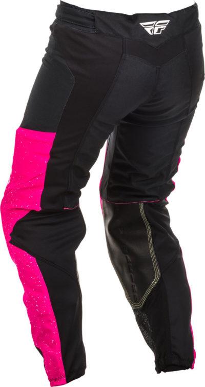 Fly Racing Pant Lite Lady neon-pink-black
