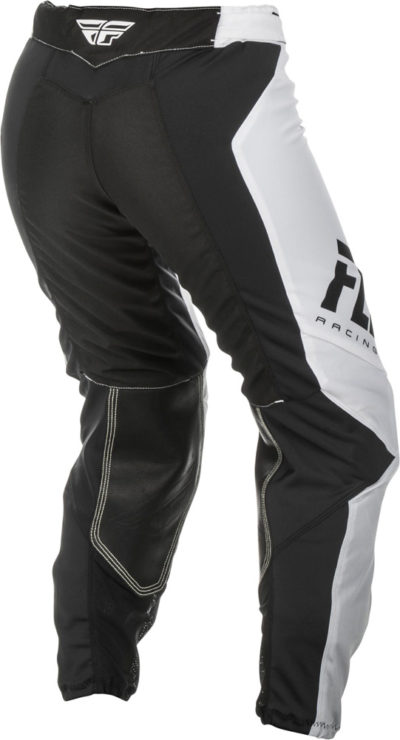 Fly Racing Pant Lite Race Lady white-black