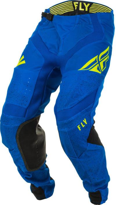 Fly Racing Pant Lite blue-black-hi-vis