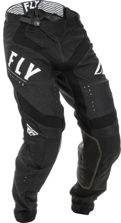 Fly Racing Pant Lite black-white