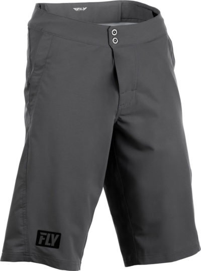 Fly Racing Short Maverik charcoal grey