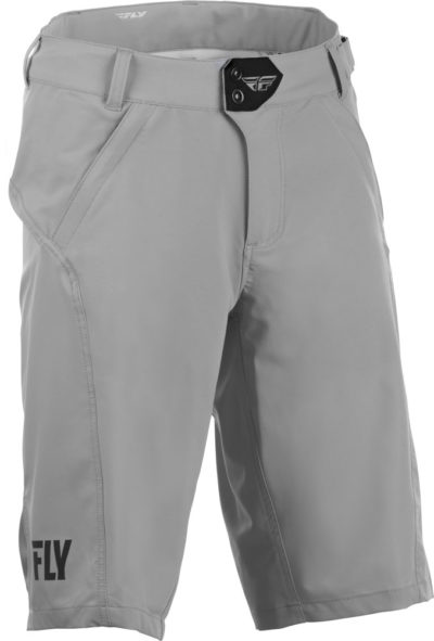 Fly Racing Short Warpath grey