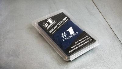 Onegripper #1 Gripper Sitzbankbezug Sitzbezug – dark blue