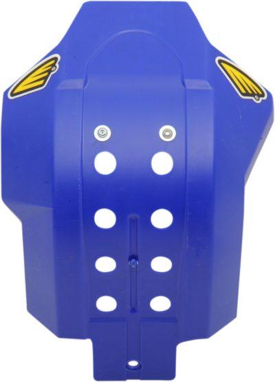 CYCRA FULL ARMOR SKID PLATE / MOTORSCHUTZ YAMAHA YZF 450 10-13 BLUE