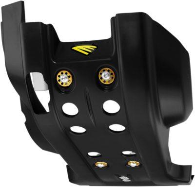 CYCRA FULL COMBAT SKID PLATE / MOTORSCHUTZ KTM SX EXC 250 300 13-16 BLACK
