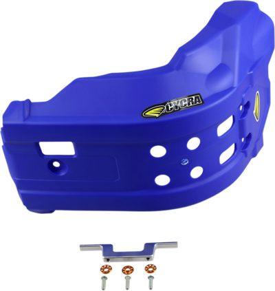 CYCRA SKID PLATE / MOTORSCHUTZ YZF450 18 BLUE