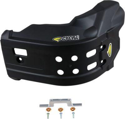 CYCRA SKID PLATE / MOTORSCHUTZ YZF450 18 BLACK