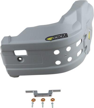 CYCRA SKID PLATE / MOTORSCHUTZ YZF450 18 GREY