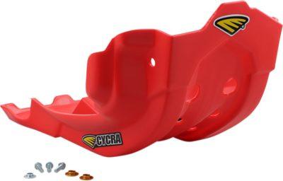 CYCRA SKID PLATE / MOTORSCHUTZ CRF250 18- RED