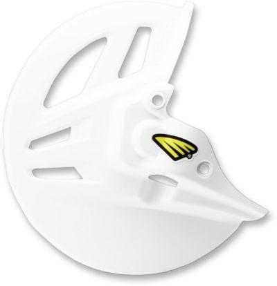 CYCRA WORKS BREMSSCHEIBENSCHUTZ HONDA CRF250/450 WHITE