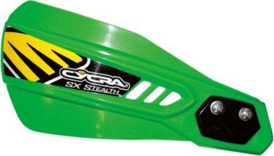 CYCRA ALLOY STEALTH HANDSCHÜTZER RACER PACK GREEN