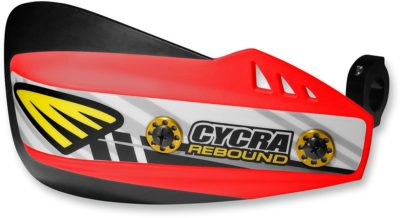 CYCRA REBOUND FOLDING HANDSCHÜTZER RACER PACK RED