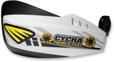 CYCRA REBOUND FOLDING HANDSCHÜTZER RACER PACK WHITE