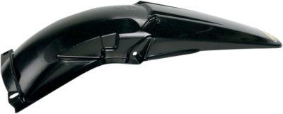CYCRA POWERFLOW HINTERRADKOTFLÜGEL HONDA CR125/250 BLACK