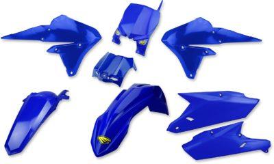 CYCRA POWERFLOW COMPLETE PLASTIKKIT YAMAHA YZF 14-17 BLUE