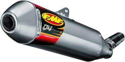FMF Q4 HEX SLIP-ON SCHALLDÄMPFER BETA RR 350 398 430 450 498 10-17