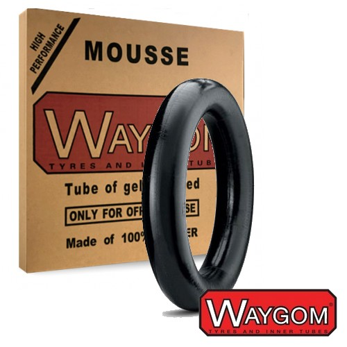 Waygom Mousse Moosgummi 110/90-19 / Hinten