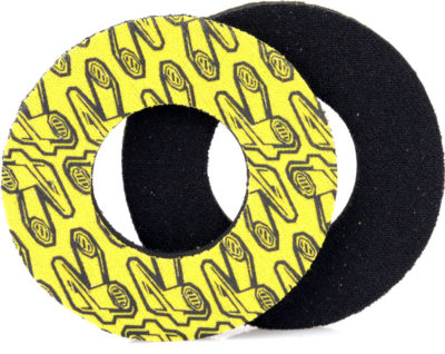 Renthal Grip Lenker Griff Donuts yellow pair
