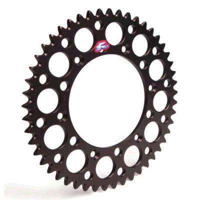 Renthal Kettenrad Kettenblatt black Suzuki RM / RMZ 125 250 450